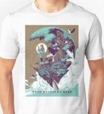 Dave Matthews Band, Tour 2016, Perfect Vodka Amphitheatre West Palm Beach FL T-Shirt