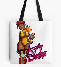 Artblaster Postergirl Tote Bag