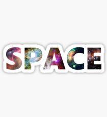 Space Sticker