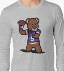 VICTRS - Teddy Football™ Long Sleeve T-Shirt