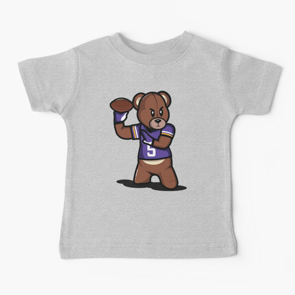 VICTRS - Teddy Football™ Baby T-Shirt