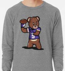 VICTRS - Teddy Football™ Leichter Pullover