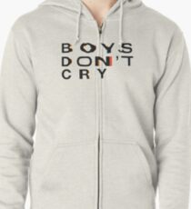 Frank Ocean BOYS DONT CRY Zipped Hoodie