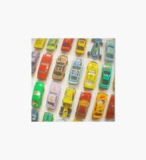 Toy Cars Art Board