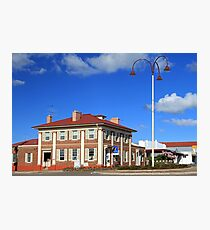 Visitor Information Centre, Crookwell Photographic Print