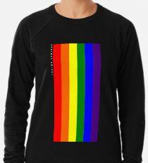 Rainbow Loving Someone Lightweight Sweatshirt