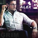 "Weston ""Alex"" Alexander by agrimtrilogy"
