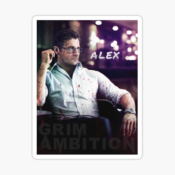 """Weston """"Alex"""" Alexander Sticker"""