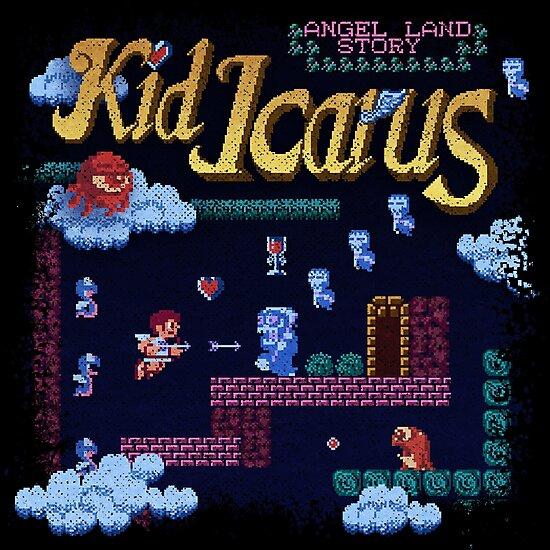 Icarus Kid by likelikes