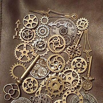 Steampunk Gears by momboy