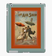 The Air Ship a Comedy iPad Case/Skin
