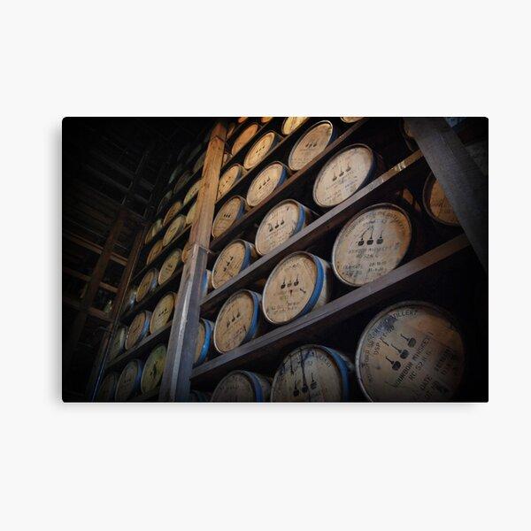 Woodford Reserve Distillery Canvas Print