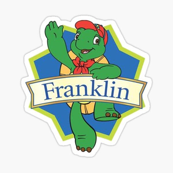 Franklin the turtle Sticker