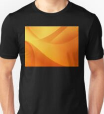 Orange Wallpaper Unisex T-Shirt