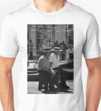 sitting it out Unisex T-Shirt