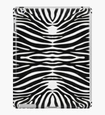 Zebra Skin Animal Print iPad Case/Skin