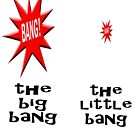 The big bang and the little bang by funkyworm