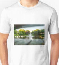 Fountain in Bergen op Zoom Unisex T-Shirt