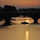 Sunset Bliss by Karen E Camilleri