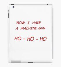 HO - HO - HO iPad Case/Skin