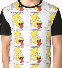 Odd Future Simpson Graphic T-Shirt