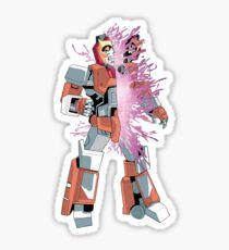Chainsaw Massacre  Sticker