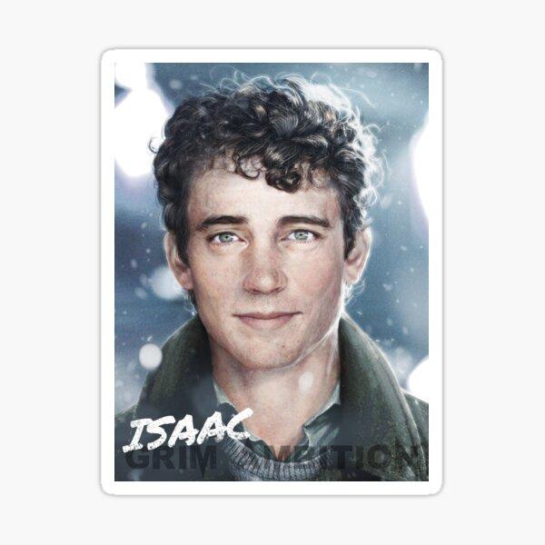 Isaac Krouse Sticker
