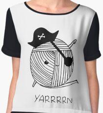 Yarrrn Chiffon Top