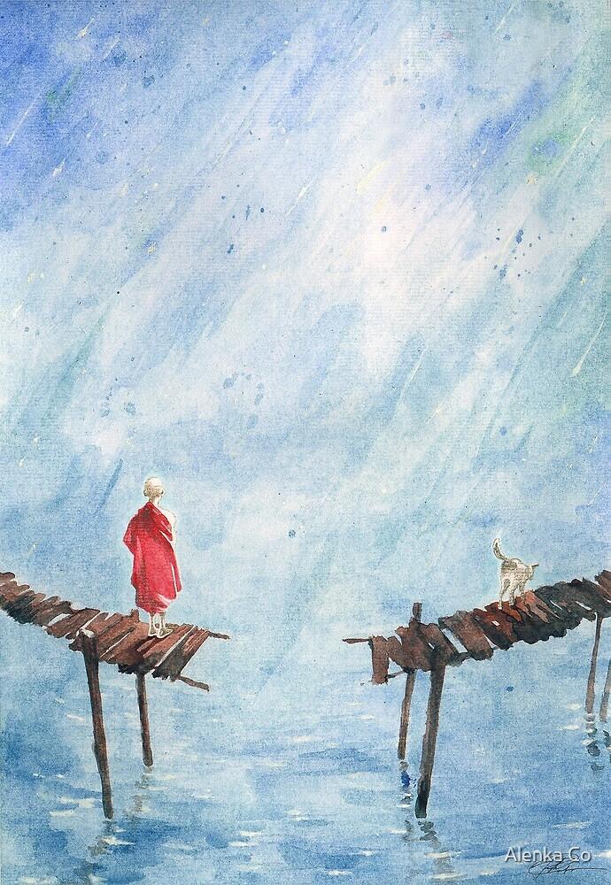 """""""Bridge""""  by Sergei Rukavishnikov by Alenka Co"""
