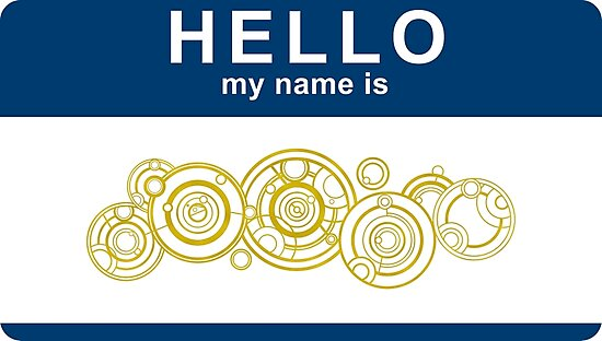 Hello, My Name Is The Doctor by RaphiS