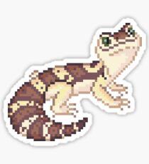 Leopard Gecko Sprite Sticker