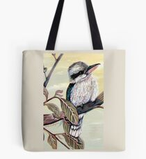 The Charming Kookaburra Tote Bag