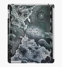 The Lands of Aur iPad Case/Skin