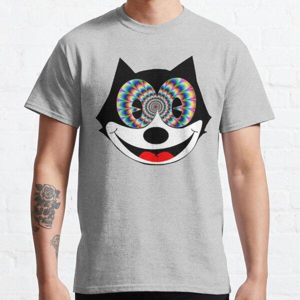 trippy felix Classic T-Shirt