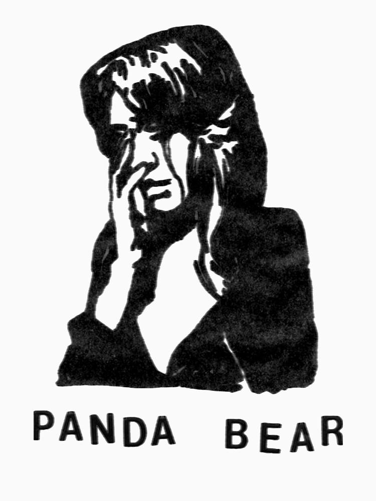 Panda Bear (Tomboy) | Unisex T-Shirt