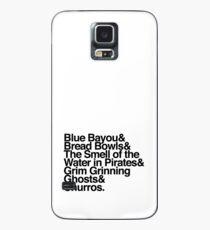 Das französische Viertel Hülle & Klebefolie für Samsung Galaxy