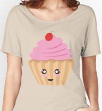 Kawaii Cupcake Women's Relaxed Fit T-Shirt