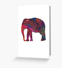 Tame Impala | Elephant Greeting Card
