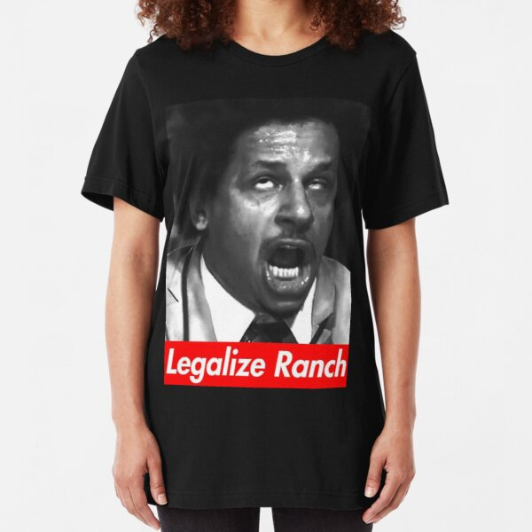 Eric Andre Slim Fit T-Shirt