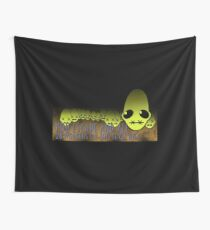 Don't you try to run away Wall Tapestry