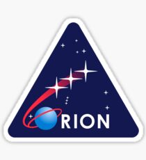 Orion Nasa Sticker