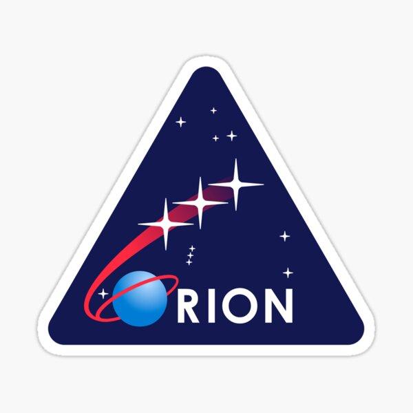 Orion Nasa Sticker