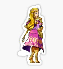 Zelda Sticker