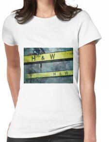 Belfast Ten Womens Fitted T-Shirt