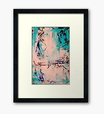 """Romantic Rendezvous"" Framed Print"
