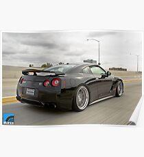 Póster Stance - Edición Nissan GTR 'AMS'