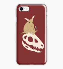 Archeology Aardvark iPhone Case/Skin