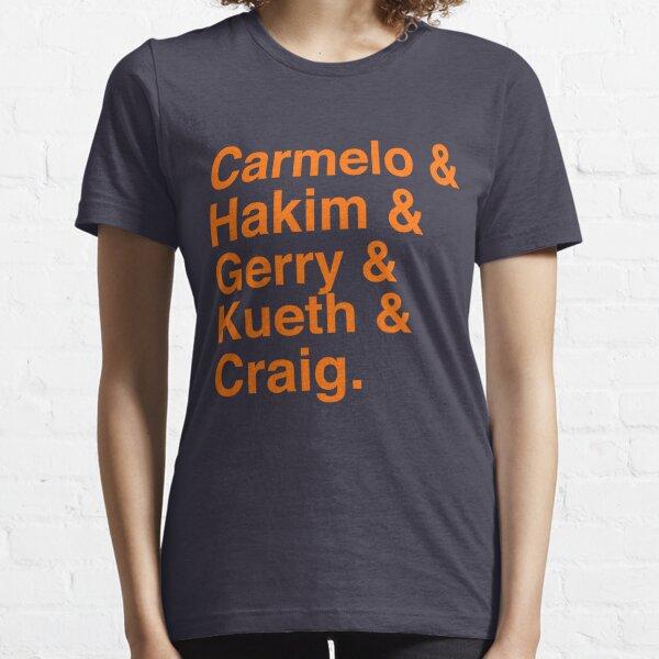 03' Orangemen Essential T-Shirt