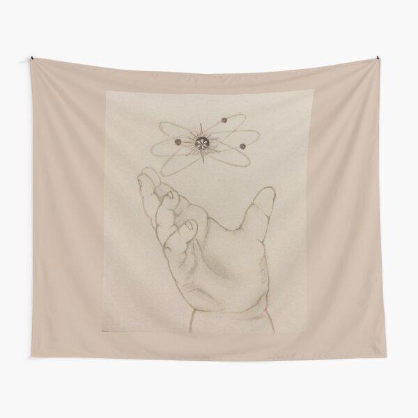 Atomic Innocence ~ Sketch Tapestry