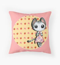 Lolly  Throw Pillow